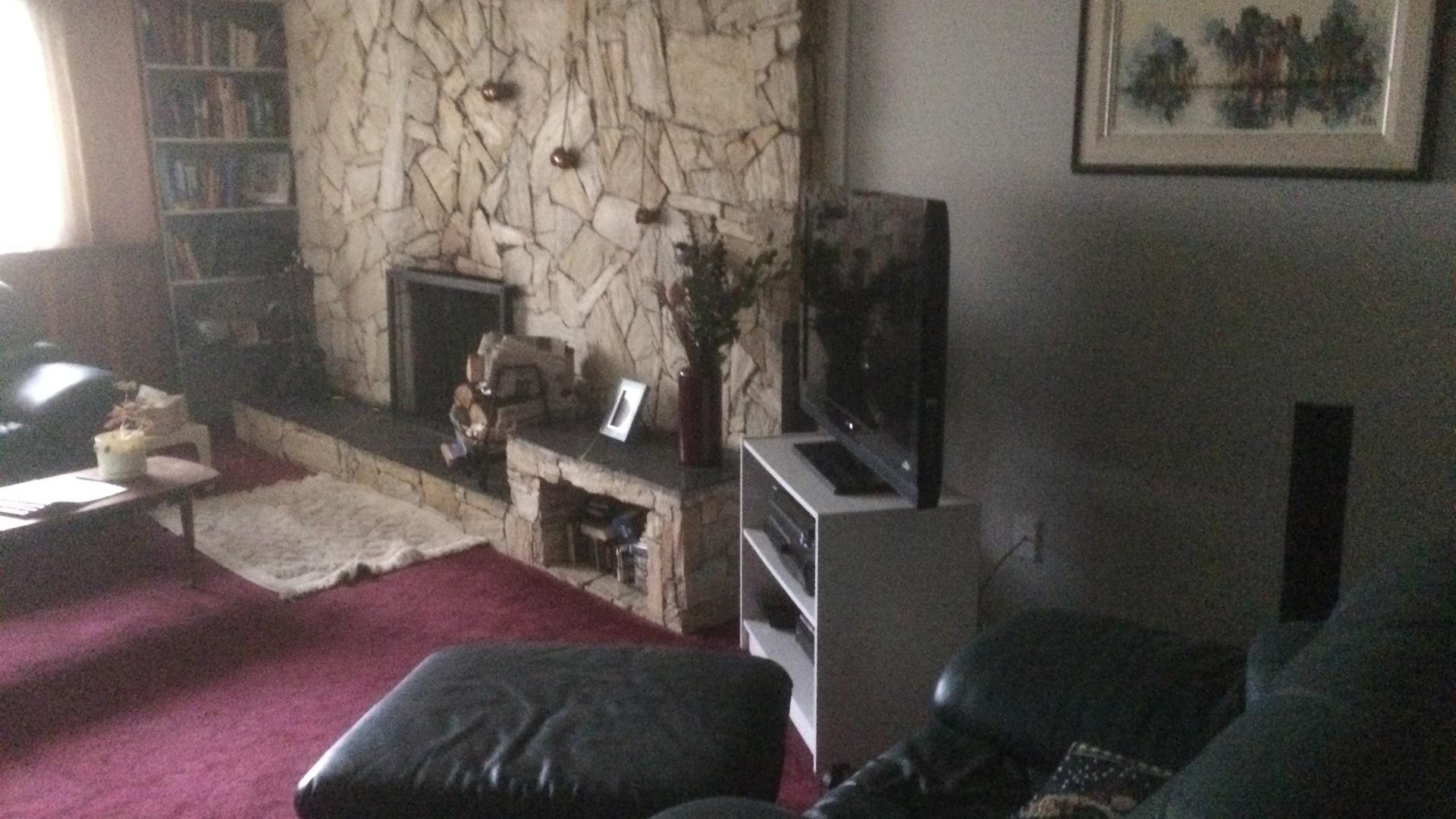 Airbnb- Gemütliches Wohnzimmer bei Maggie