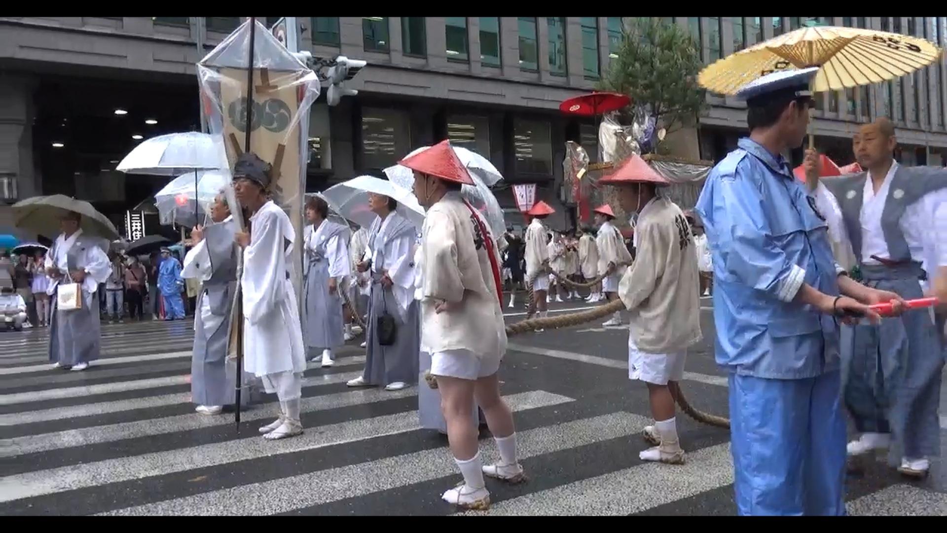 Gion Matsuri Kyoto