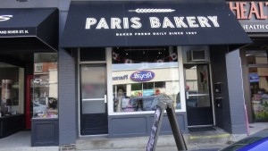 Paris Bakery (Paris Ontario)