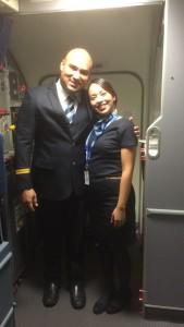 Crew Copa Airlines