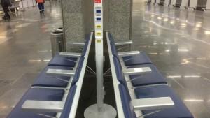 Rio de Janeiro - Internatioaler Flughafen Geleão GIG - Strom für Reisende