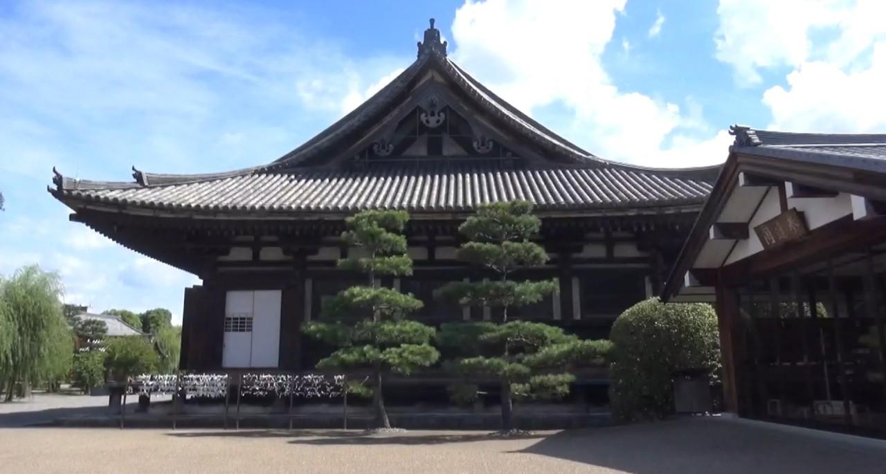 Kyoto: Sanjusangendo Tempel (1164)