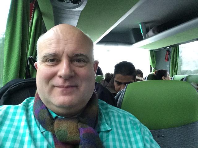 Meine erste Fahrt im Flixbus