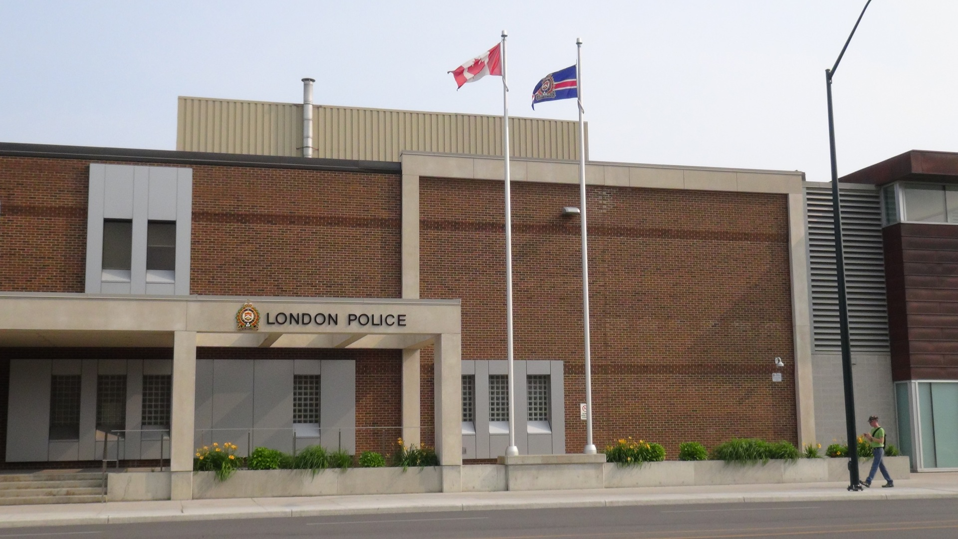 Polizei Station London Ontario
