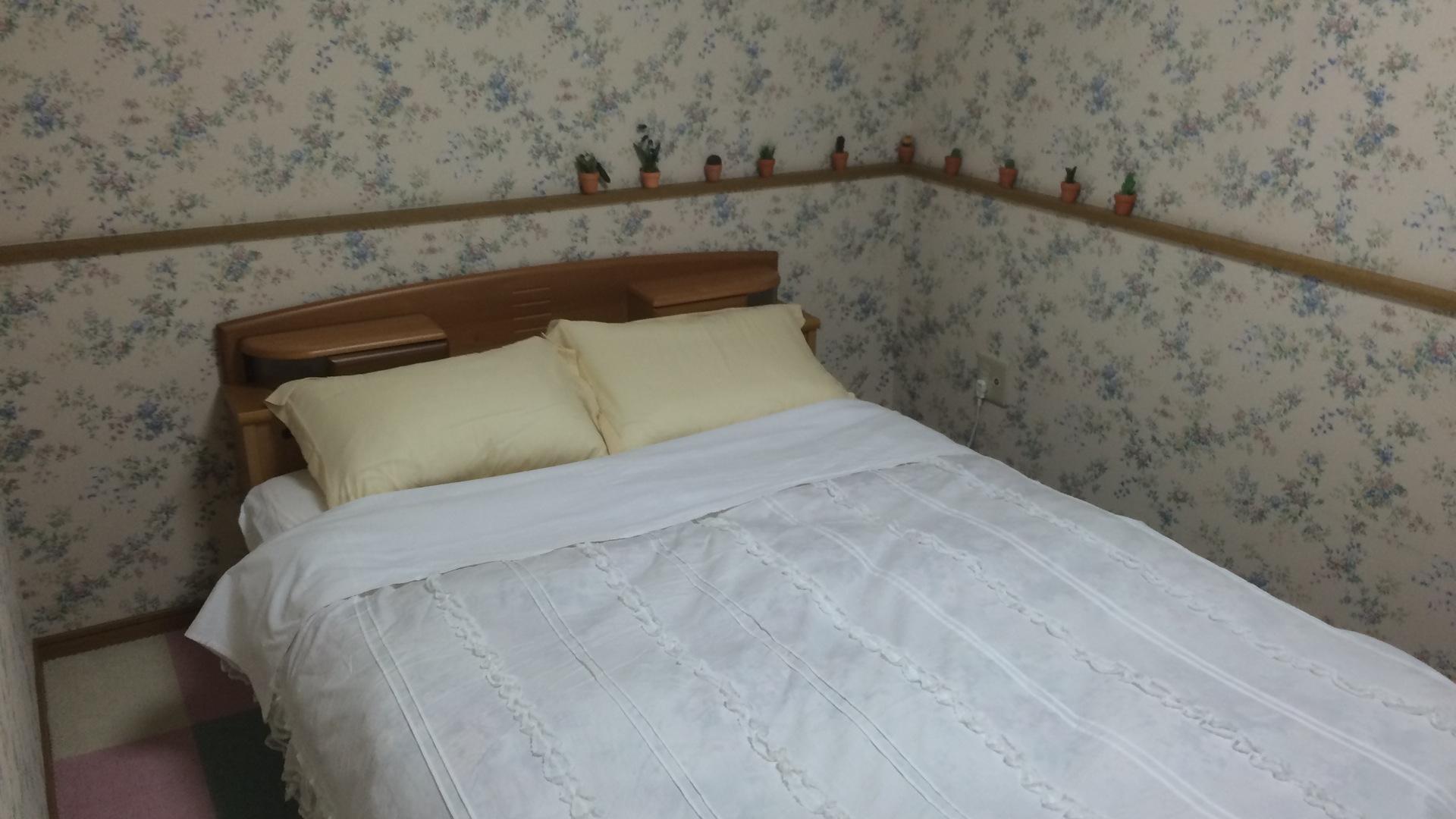bequemes Bett für Europäer