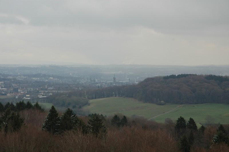 Blick Richtung Aachen
